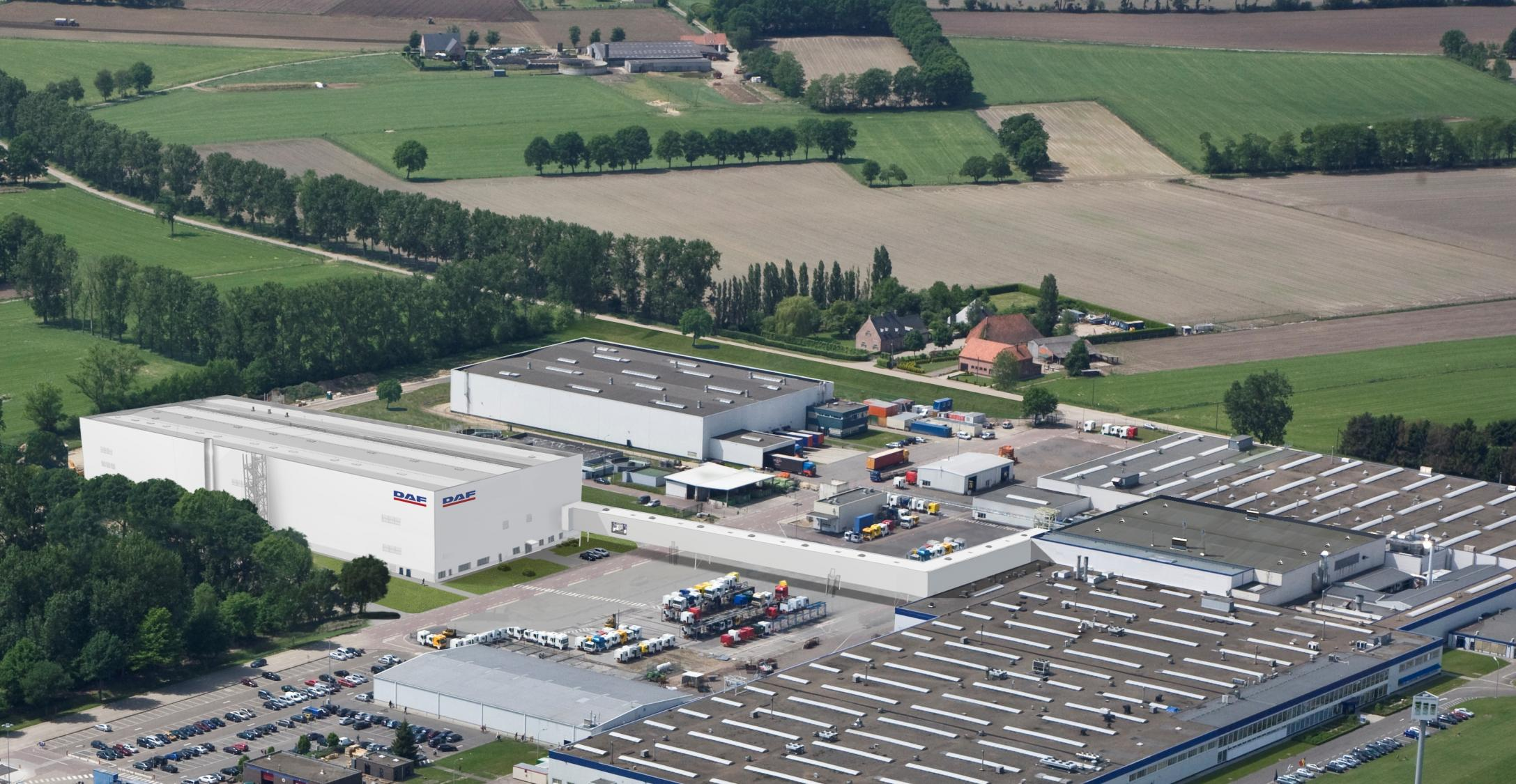 DAF fabriek