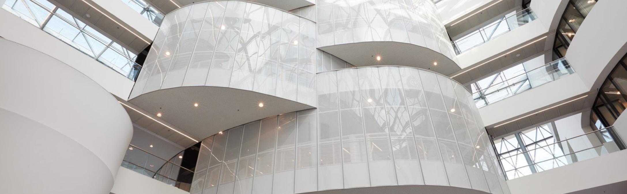 Artist impression gebouw