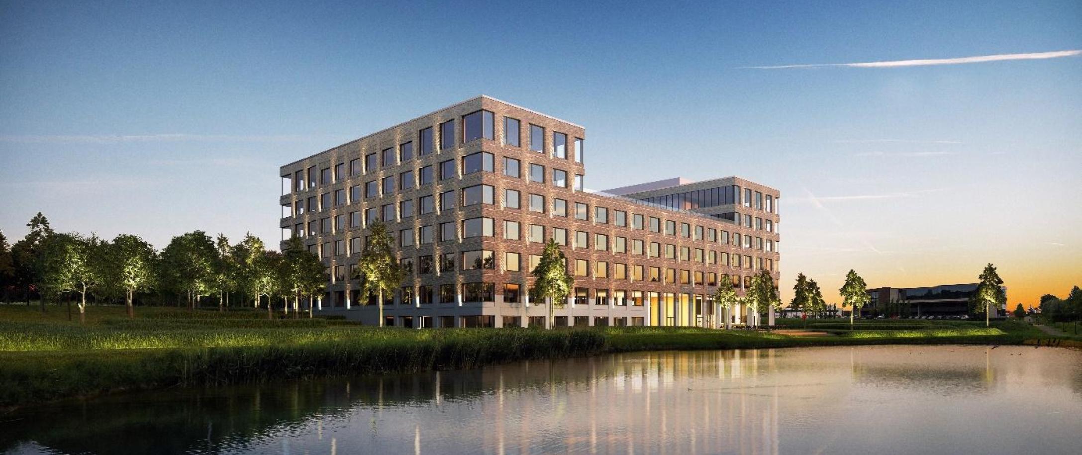 Kortrijk Business Park 3