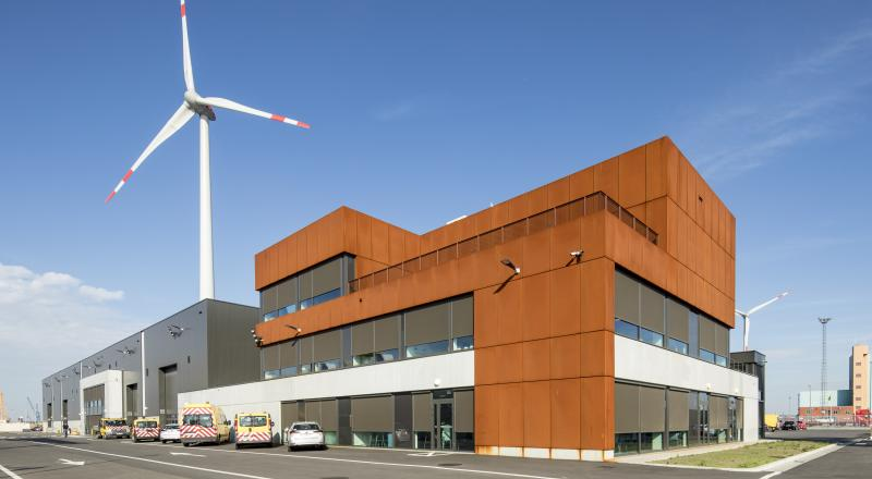 DBM-project voor havenbedrijf Antwerpen
