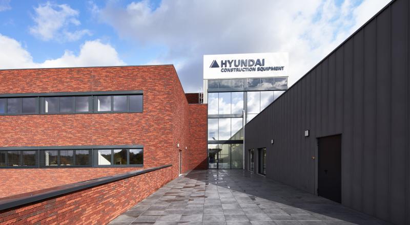Nieuw Europees hoofdkantoor Hyundai
