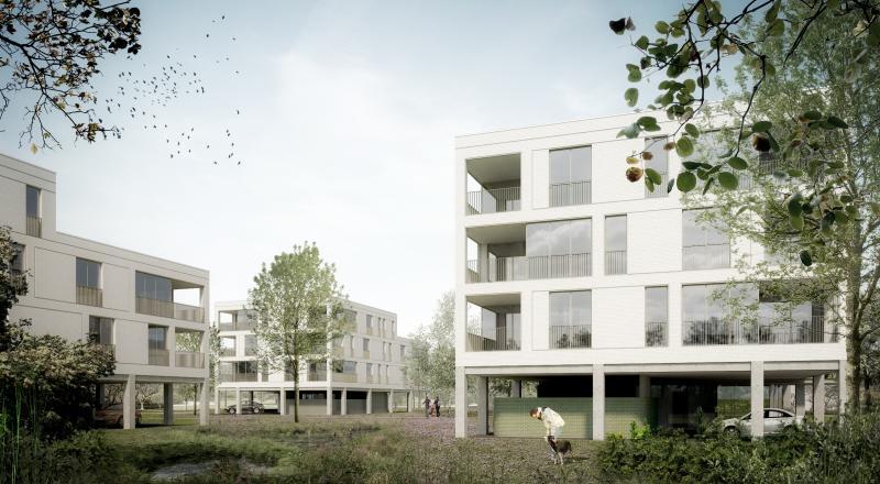 DBFM-project Residentiewijk
