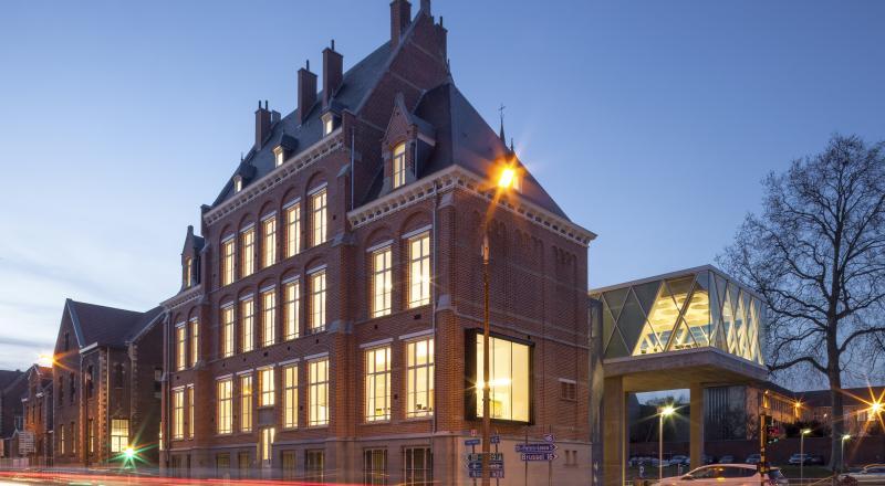 Renovatie en herbestemming Oud-Wezenhuis