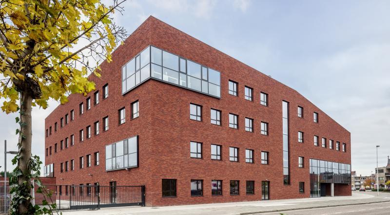 Construction and maintenance new school buildings in Borsbeek